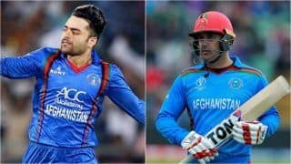 Rashid Steps Down as Afghanistan Captain After T20 WC Squad Announced 'Without Consent'; Nabi to Lead