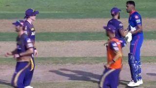 IPL 2021: Dinesh Karthik Reveals Reason of Ugly Verbal Duel Between Ravichandran Ashwin And Eoin Morgan After KKR Beat DC