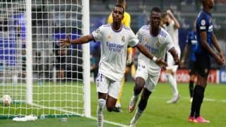 Champions League: Real Madrid Make Winning Start Against Inter Milan