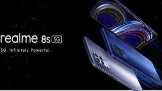 Realme 8s 5G: भारत में लॉन्च हुआ दुनिया का पहला MediaTek Dimensity 810 5G प्रोसेसर वाला स्मार्टफोन, जानिए कीमत और स्पेसिफिकेशन्स