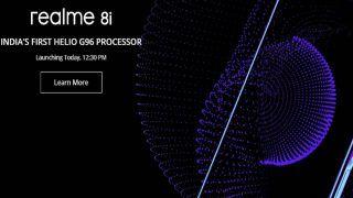 Realme 8i, Realme 8s, Realme Pad आज भारत में होंगे लॉन्च, ऐसे देख सकते हैं लाइव स्ट्रीम, जानें संभावित कीमत और स्पेसिफिकेशन्स