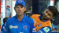 IPL 2021- Rishabh Pant पहले के मुकाबले अब काफी परिपक्व हो गए हैं: Ricky Ponting