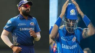 IPL 2021: Rohit Sharma Hails Hardik Pandya, Reacts on Dropping of Ishan Kishan After MI Beat PBKS in Abu Dhabi