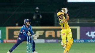 IPL 2021, CSK vs MI: Ruturaj Gaikwad की तूफानी पारी, 14वें आईपीएल मैच में जड़ा छठा अर्धशतक