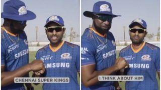 WATCH | Suryakumar Yadav Reminds CSK of Kieron Pollard Ahead of CSK vs MI IPL 2021 El Classico, Video Goes Viral