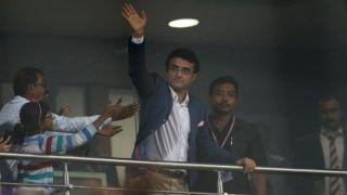 India vs England: 22 या 23 सितंबर को ECB के सीईओ से मिलेंगे BCCI अध्यक्ष सौरव गांगुली