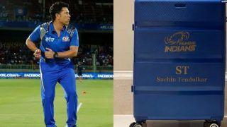 MI Make MEGA Announcement, Sachin Tendulkar to Join Team in Dubai