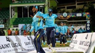 SLK vs BR Dream11 Team PredictionCPL T20 Match 25: Captain, Fantasy Cricket Hints - Saint Lucia Kings vs Barbados Royals, Today's Playing 11s, Team News From Warner Park at 7:30 PM IST September 11 Saturday