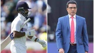'If I Wasn't Dropped, Dravid...' - Manjrekar Makes BIG Statement on Rahane