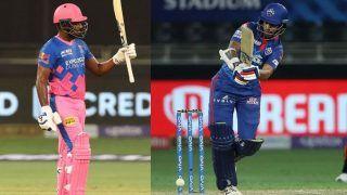 IPL 2021 Points Table, Orange and Purple Cap list: सनराइजर्स vs रॉयल्स मैच से प्वॉइंट्स टेबल पर फर्क नहीं, लेकिन Sanju Samson ने Shikhar Dhawan से छीनी ऑरेंज कैप