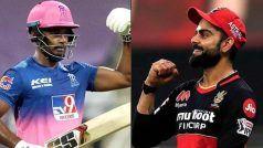Live Streaming, RR vs RCB, IPL 2021: करो-मरो की स्थिति में राजस्थान, जानें बैंगलोर से कब होगा मुकाबला ?