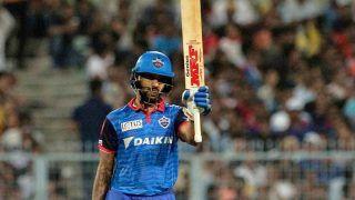 IPL 2021, DC vs SRH: Shikhar Dhawan ने Virat Kohli-Rohit Sharma को पछाड़ा, हासिल किया बड़ा मुकाम