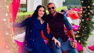 Shikhar Dhawan's Wife Ayesha Mukherjee Announces Divorce With Team India Cricketer on Instagram