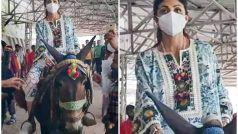 राज कुंद्रा की बढ़ी मुसीबतें, तो माता वैष्णो देवी के दरबार में माथा टेकने पहुंचीं शिल्पा शेट्टी- Video Viral