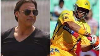Shoaib Akhtar Recalls Sledging Incident With Mathew Hayden, Says Australian Opener Started Crying After Failing to Perform