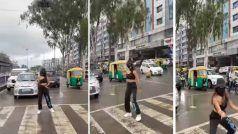 MP: ट्रैफिक सिग्नल पर डांस करना इंदौर की युवती को पड़ा भारी, Viral Video के बाद दर्ज हुआ केस