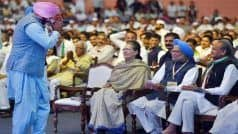 Punjab Congress Crisis: पार्टी हाईकमान ने स्वीकार नहीं किया सिद्धू का इस्तीफा! राज्य कांग्रेस को दिए यह निर्देश