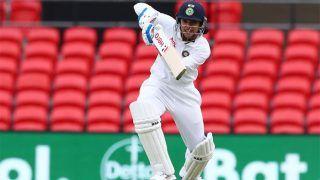 Pink Ball Test- INDw vs AUSw: बारिश ने रोका मैच, Smriti Mandhana की फिफ्टी की बदौलत भारत जीता