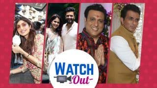 Ganesh Chaturthi 2021: From Shilpa Shetty Taking Ganpati Idol Home to Govinda, Sonu Sood's Celebration At Home| Watch Exclusive Video