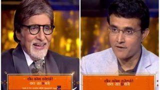 KBC 13 - Virat Kohli Can go to Oxford Street Without Shirt, Sourav Ganguly Says Amitabh Bachchan on Kaun Banega Crorepati