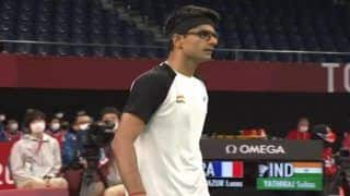 Tokyo Paralympics 2020: Indian Shuttler Noida DM Suhas LY Dedicates His Silver Medal to Late Father
