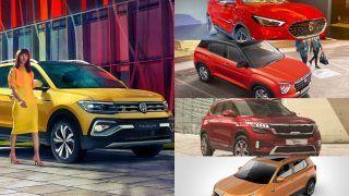 Volkswagen Taigun vs MG Astor vs Hyundai Creta vs Kia Seltos vs Skoda Kushaq: How Big is the New German Machine? Details Inside