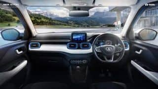 Tata Punch SUV Interior Details Revealed Officially. Check All Features Here