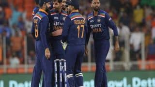 T20 World Cup: India to Play Warm-up Games Against England and Australia in October