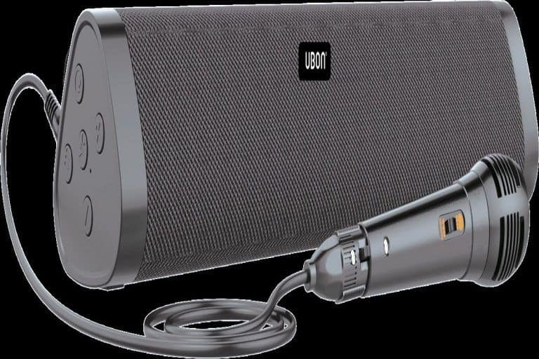 UBON Launches Wireless Basstube Speaker with Microphone; Check Price, Specifications