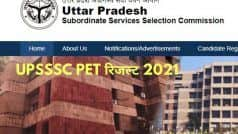 UPSSSC PET Result 2021: जल्द जारी होगा UPSSSC PET 2021 का रिजल्ट, इस Direct Link से करें चेक