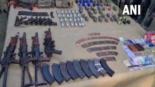 J&K:उरी में LoC के पास घुसपैठ की कोशिश नाकाम, सेना ने तीन आतंकियों को मार गिराया; हथियारों का जखीरा बरामद
