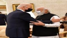 PM मोदी- जो बाइडन के बीच पहली द्विपक्षीय बैठक, हिंद-प्रशांत, जलवायु और कोविड समेत इन मुद्दों पर चर्चा; खास बातें...