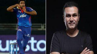 IPL 2021: T20 फॉर्मेट में ऑफ स्पिन फेंकने से डरते हैं Ravichandran Ashwin, कहीं पड़ न जाए छक्का: Virender Sehwag