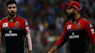 IPL 2021: UAE में कप्तान Virat Kohli का क्वॉरंटीन पूरा, RCB के पहले प्रैक्टिस सेशन में शामिल, देखें- VIDEO