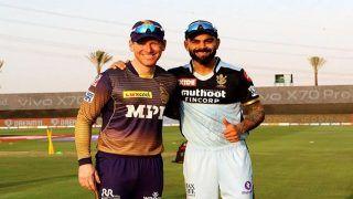IPL 2021- RCB vs KKR: Virat Kohli का टॉस जीतकर बैटिंग का फैसला, मैच में तीन खिलाड़ियों का डेब्यू