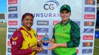 WI-W vs SA-W Dream11 Team Prediction West Indies Women vs South Africa Women 1st ODI: Captain, Fantasy Tips - West Indies vs South Africa, Playing 11s For Today's ODI at Coolidge Cricket Ground 12:15 AM IST September 7 Tuesday