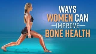 How Women Can Improve Their Bone Health After 30, Relationship Between Menopause and Weakening of Bones | Diet, Supplements, Explained