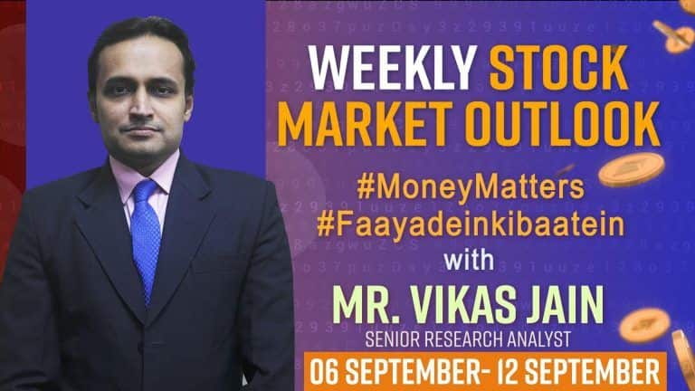 Weekly Stock Market Outlook 06 to 12 September: What To expect From Stock Market This Week  Watch Video to Find Out...