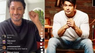 Vidyut Jammwal's Emotional Video on How Sidharth Shukla Was 'Asli Mard' Will Bring Tears- Watch
