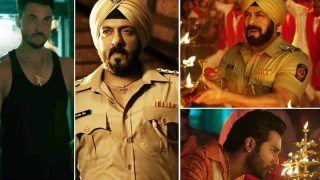 Ganesh Chaturthi Song Vighnaharta: Salman Khan, Varun Dhawan, Aayush Sharma Perform Energetic Ganpati Dance - Watch