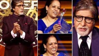 KBC 13, September 9 2021 Episode: Kalpana Datta From Maharashtra Gives Answers of Tough Questions