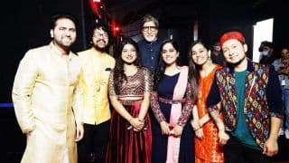 KBC 13: Pawandeep Rajan, Arunita Kanjilal And Other Top 6 Indian Idol 12 Finalists Perform Ganesh Aarti -Watch