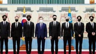 BTS Army Celebrate as K-Pop Boys Receive Diplomatic Passports by South Korea President Ahead of UN General Assembly