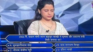 KBC 13 September 16, 2021: The Rs 12,50,000 Question That Dr. Monika Failed to Answer