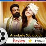 Annabelle Sethupathi Movie Review: Vijay Sethupathi, Taapsee Pannu's Film Lacks Comedy, Is Racist and Frustrating To Watch