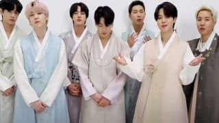BTS Boys Send Aww-Dorable Wishes To Army On Korea's Great Festival: 'Waiting To Meet ARMY Again' | Watch