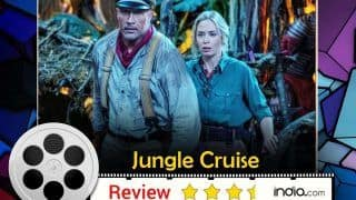 Jungle Cruise Movie Review: Dwayne Johnson - Emily Blunt's Grand Adventure Needs a Rousing Background Score