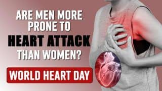 World Heart Day 2021: Why Are Youngsters Getting More Prone To Heart Attacks? Explained, Watch Video