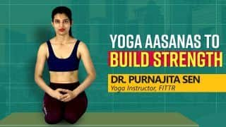 Health Tips : Best Yoga Postures To Increase Flexibility and Strength | Yoga Aasanas for Beginners