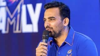'Starting With Him' - Zaheer Khan on What Could Have Been Done Differently
